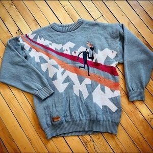 One of a kind Lillehammer 94' Olympics sweater